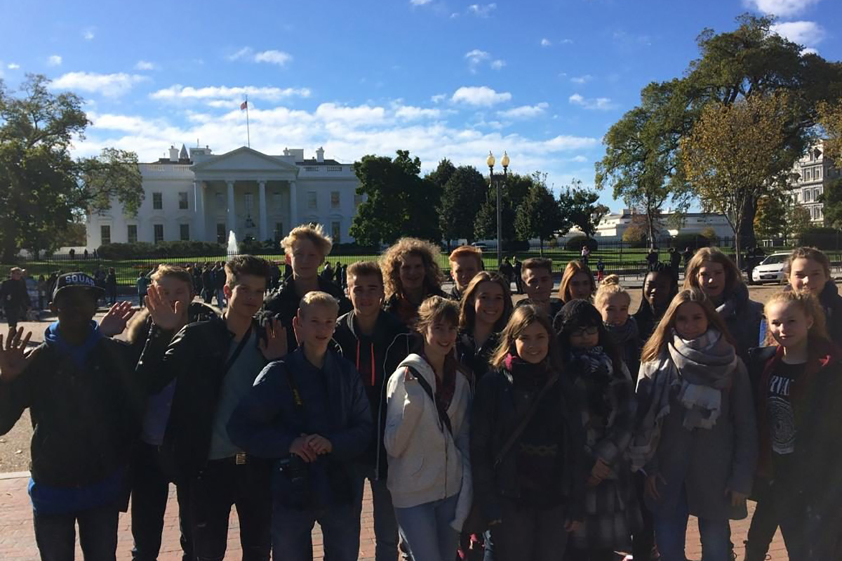 Besuch in den USA 2016