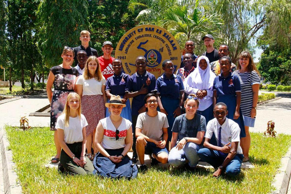 Besuch in Tansania 2019