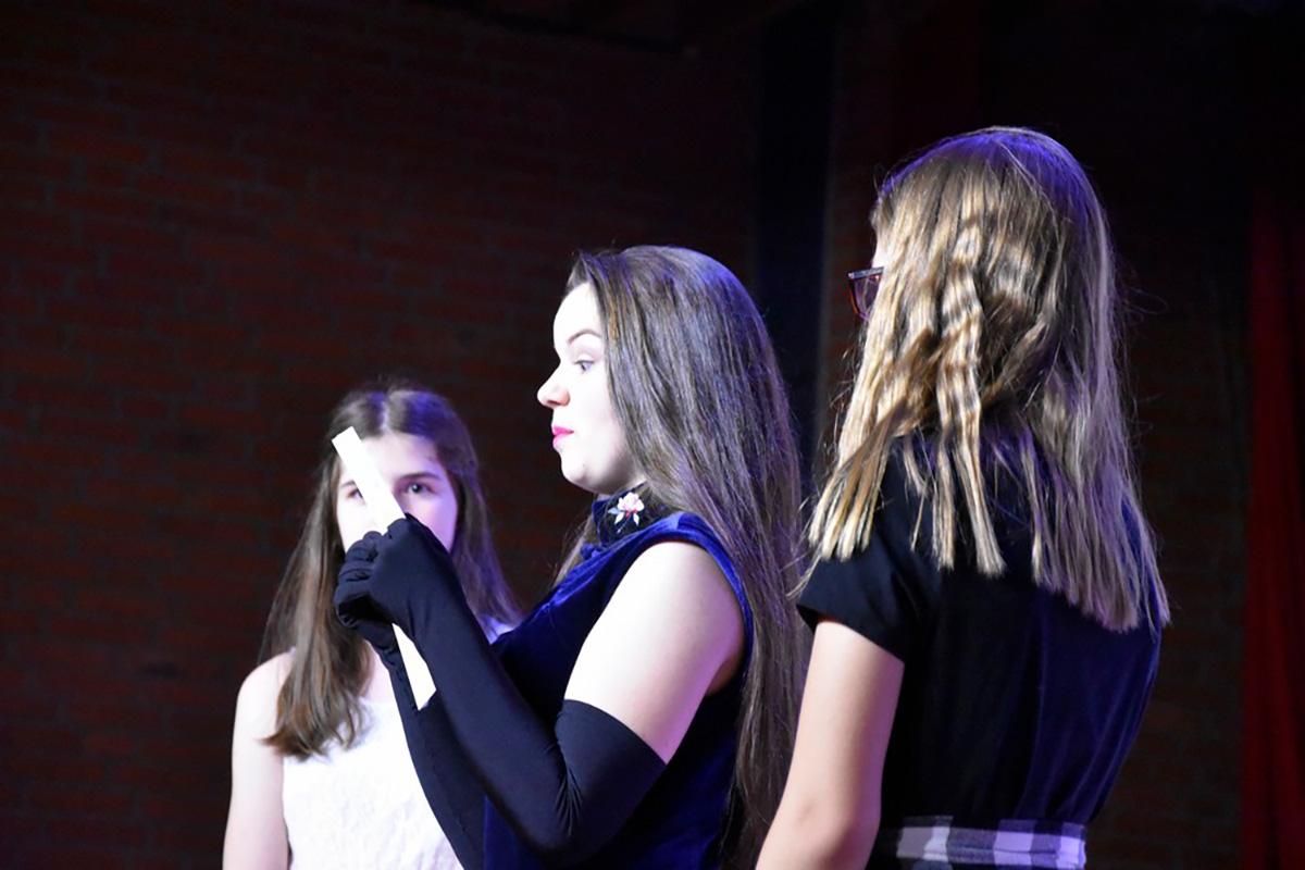 Mini-Musical 2018: Das Phantom der Aula