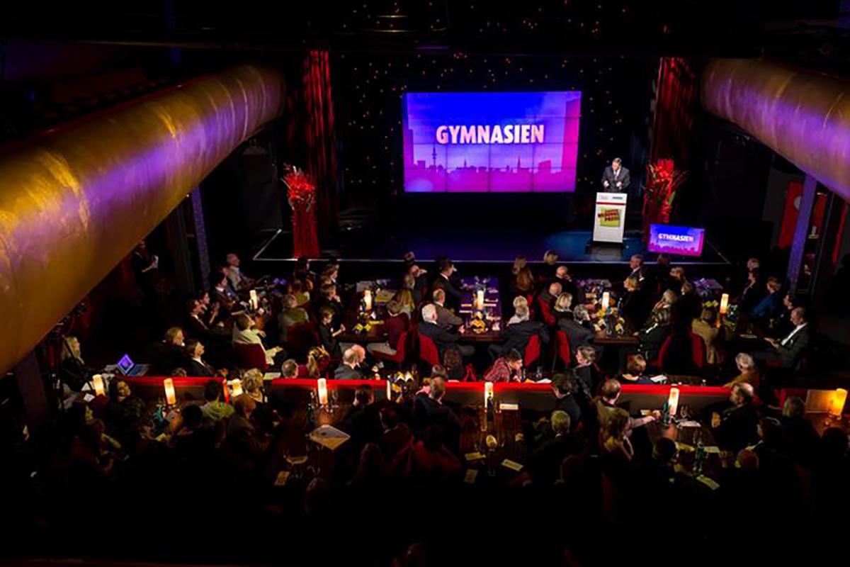 Verleihung des Hamburger Bildungspreises 2013