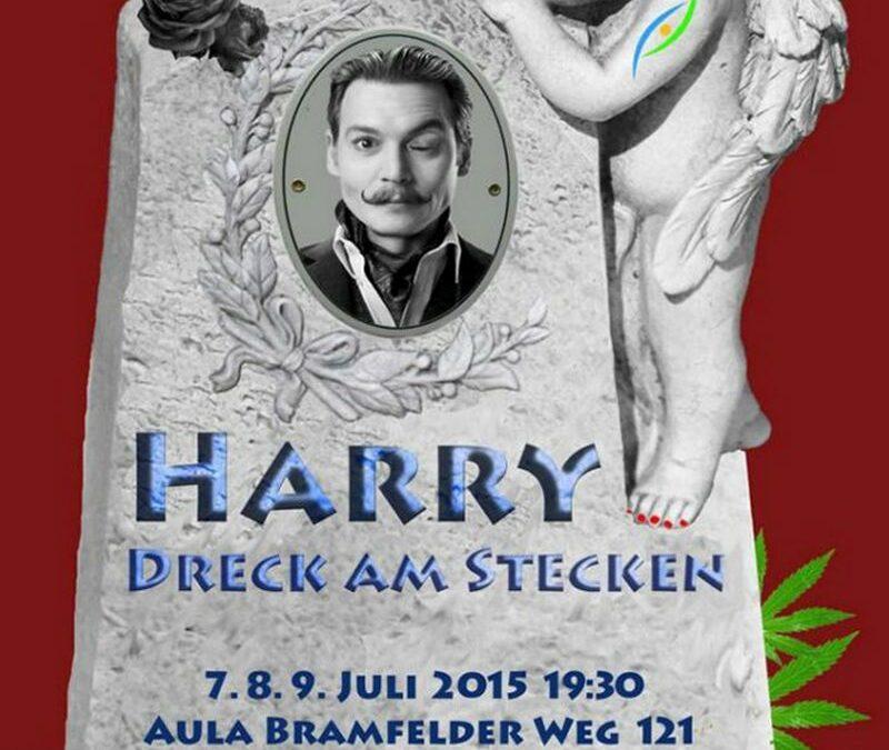 Musical 2015: Harry – Dreck am Stecken
