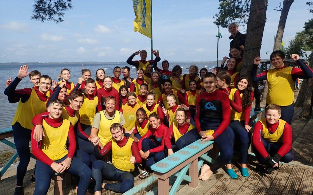 """Ein Wochenende Sonne – beim S3-Surfkurs in """"San Pepelone"""""""